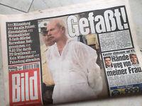 Bildzeitung vom 20.08.1999 * 18. 19. 20. Geburtstag Geschenk * Dieter Zurwehme