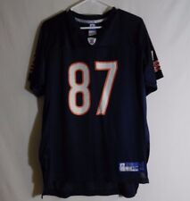 Mushin Muhammad Chicago Bears NFL Football Jersey Reebok Size YOUTH XL 18 / 20