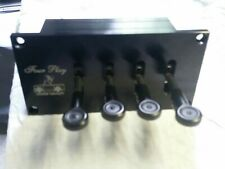 Little Larry's fourplay manual air valves
