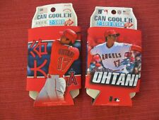 4 Can Cooler It Ohtani Angels 17 Coozie Koolie Official Usa 2 sided-flip