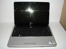Dell Inspiron 1440 Black Laptop FOR PARTS ONLY Power Up Issue Windows Vista
