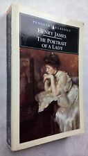 HENRY JAMES THE PORTRAIT OF A LADY PENGUIN CLASSICS 1986 INT GEOFFREY MOORE