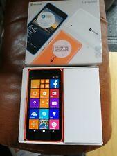 Microsoft Lumia 640 LTE - 8GB - Orange (Tesco) Smartphone