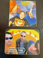 Rare set of 2 older Beastie Boys Import Sticker from the 90's