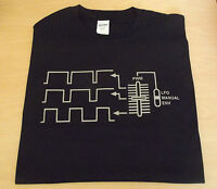 T SHIRT SYNTH DESIGN PULSE WIDTH MODULATION PWM SYNTH DESIGN S M L XL XXL