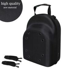 Travel Hat Case - HatShell - Cap Carrier Case for 6 Hats - Black