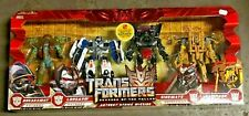 Autobot Strike Mission 4 Pack TRANSFORMERS Breakaway Long Arm Rampage Sideways