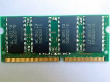 64 MB Apple Powerbook G3 G4 memoria PC100 Ram Simm-SAMSUNG KMM466S823CT2-F0