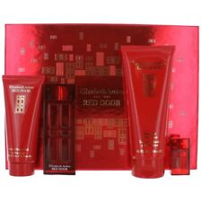 Red Door Perfume by Elizabeth Arden, 4 Piece Gift Set for Women NEW