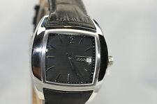 JOOP ! Herrenuhr JP100501F02 ICON klassisch schwarz LUXUS Uhr Leder Datum 1A NEU