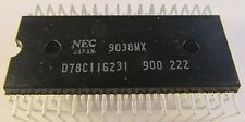 Upd78c11g231 NEC Single Chip CPU with A/D Converter (a16/5414)