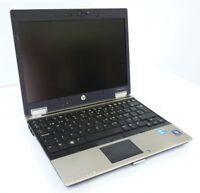 PC PORTATILE NOTEBOOK  HP ELITEBOOK 2540P INTEL CORE i7 WIFI BATTERIA OK