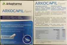 ARKOCAPIL EXPERT ANTI HAIR LOSS AND NAIL ARKOCAPS  60 CAPSULES FORCAPIL