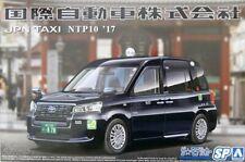 Aoshima 1/24 Scale The Model Car(SP)Kit Toyota Comfort Hybrid JPN Taxi NTP10 '17