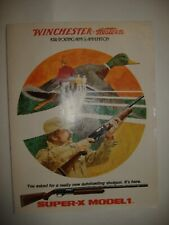 Vintage 1974 Winchester-Western Sporting Arms & Ammunition Magazine