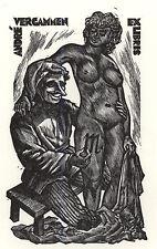 Ex Libris Lou Strik : Opus 114a, André Vergammen