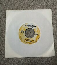 "Vivian Jackson /Yabby You- You Don't Want Me Patrick Andy/Version 7"" Vinyl 1978"