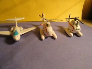 THOMAS & FRIENDS  AIRPLANE 2006 , HAROLD HELICOPTER 2006 1998 SMALL HELICOPTER
