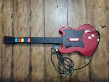 Guitar Hero Gibson Red Octane Wired Controller Guitar PS2 PSLGH