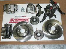 mcgaughys big brake kit chevy gmc truck s 10 1984-1998 93125