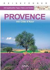 Provence mit Cote d'Azur von Uwe Lehmann und Manuela Blisse (2012, Taschenbuch)