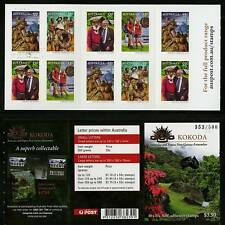 Australia  2010 Kokoda Booklet (London 2010)