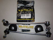 HOLDEN HSV COMMODORE. VE WHITELINE D BUSHES & SWAY BAR LINKS HEAVY DUTY V6-V8