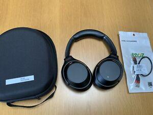 Sony WH-1000XM3 Wireless Noise Cancelling Headphones - Black (my ref. 6198)