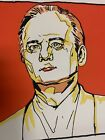 👨Rare Bill Murray Breckinridge Limited Edition Silk Screen Tim Doyle ##/200👨
