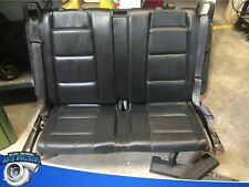 Ford Territory SZ SY Leather 5th rear seats