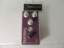 Bogner Burnley Distortion Overdrive Effects Pedal Free USA Shipping