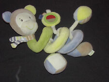 Fehn Affe Topolino Spirale Spielspirale Kindersitz Trapez Mobile 057 neuwertig