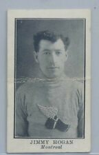 1912 C61 Lacrosse #7 Jimmy Hogan Montreal  Scarce