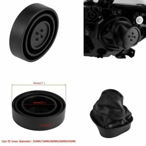 1Pair Rubber Dust Cover Seal Caps For Headlamp Install LED HID Halogen -5 Sizes
