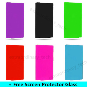 New Silicone Soft Skin Case Cover for Apple iPod Nano 7th & 8th Gen - 7Colors