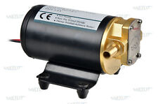 12v  Impellor Gear Pump- For Water Diesel Fuel Scavenge Oil Transfer New