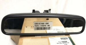 2017-2019 OEM Jaguar F-Pace XE XF Homelink Rear View Rearview Inside Mirror