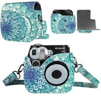 For Polaroid PIC-300/ Fujifilm Instax Mini 7s Instant Film Camera Case Bag Cover