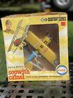 Vintage+Cox+Sopwith+Camel+Flying+Model+.049+Gas+Powered+Engine+w%2F+Original+Box
