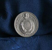 1991 10 Baht Thailand World Coin Magsaysay Medal Thai Princess Sirindhorn