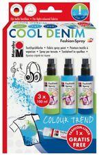 "Marabu Fashion-Spray-Set ""Cool Denim"""