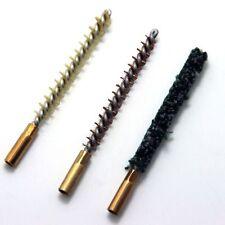 3pcs.22cal Gun Cleaning Kit Brushes Rifle Pistol Handgun Shotgun Firearm Cleaner
