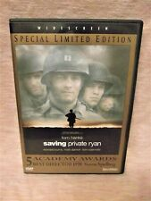 Saving Private Ryan ~ Widescreen Dvd 1999 Special Limited Edition ~ Tom Hanks