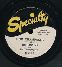 14pc78 -R&B-Specialty 355-Joe LIggins