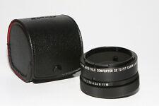 Soligor  Auto Tele Converter 3x für Canon FD mit Etui