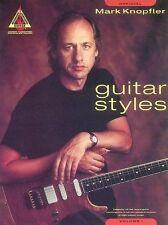 MARK KNOPFLER GUITAR STYLES  VOL 1LER GUITAR STYLES VOL.1 (Guitar Recorded Versi
