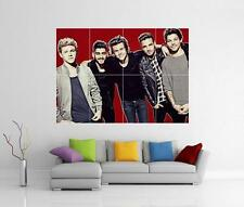 1D ONE DIRECTION MIDNIGHT MEMORIES Giant WALL ART PICTURE FOTO STAMPA POSTER