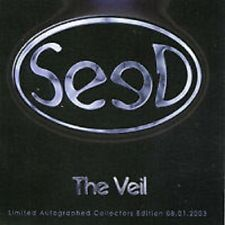 Original Cd Veil by Seed Band Alt Contemporary Christian Gospel Rock Music