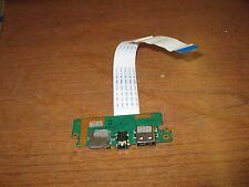 GENUINE!! EPIK ELL1001 ULTRA SLIM SERIES I/O AUDIO USB PORT BOARD Y116C-IOR210