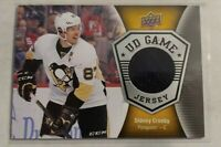 2016-17 Sidney Crosby UD Series One Game Jersey Pittsburgh Penguins